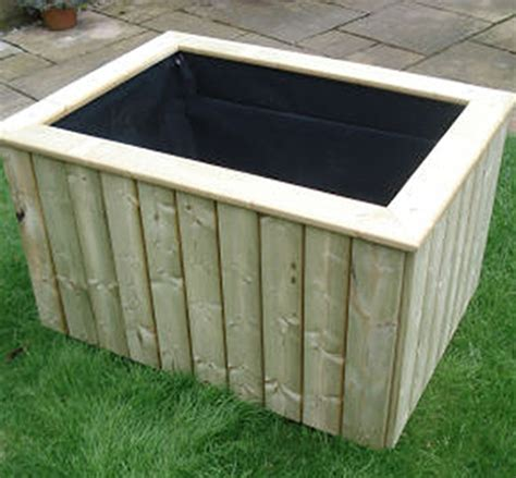 Wooden Planter Boxes Melbourne by Wooden Planter Boxes For Gardens And Patios