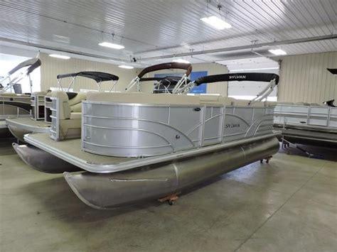 sylvan pontoon boats for sale sylvan pontoon 20ft boats for sale