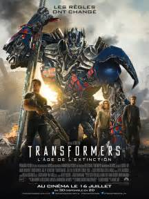 Transformer L by L Affiche Officielle De Transformers L 226 Ge De L Extinction