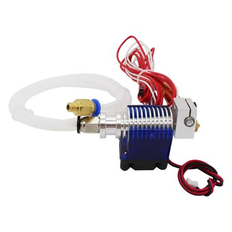 Mainan Remote Car Lu Led 3d v6 printer extrusion remote kit hotend bowden with fan for 3d printer jakartanotebook