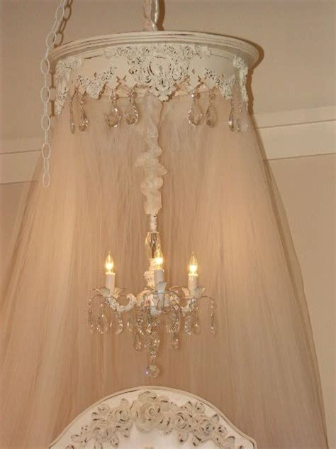 The Chandelier Shabby Chic And Little Girl Rooms On Pinterest Small Shabby Chic Chandelier