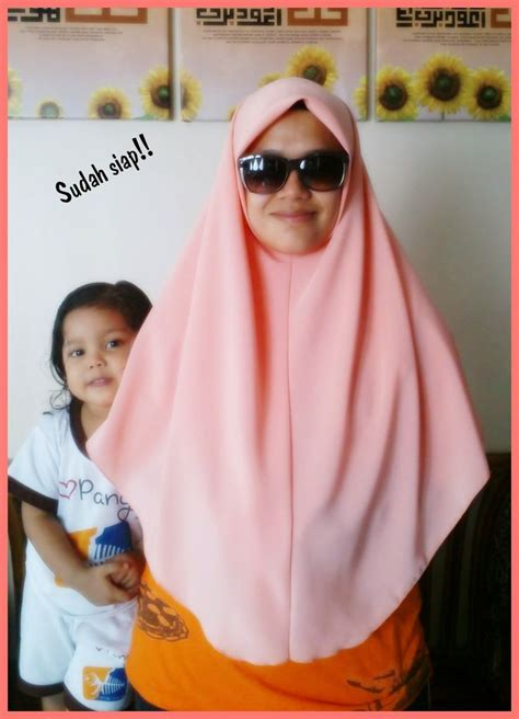 tutorial hijab labuh ummi tips tutorial cara buat tudung labuh teset 252 r