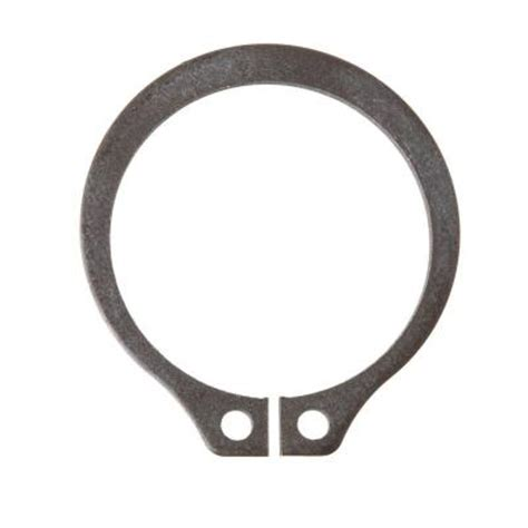 crown bolt 2 in external retaining ring 80248 the home