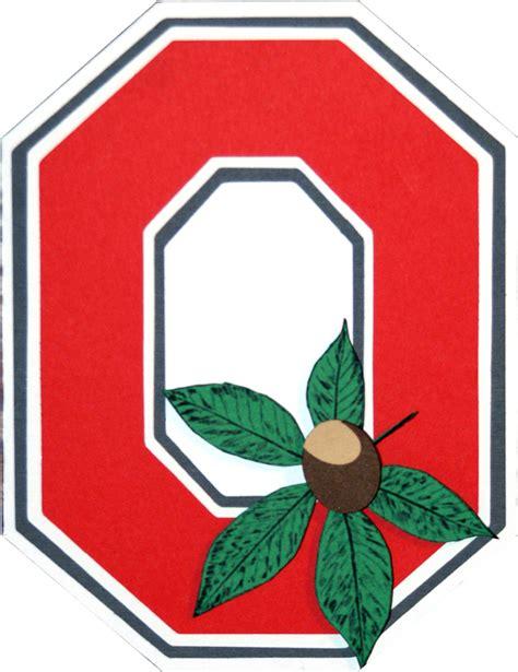wennie  wonderland ohio state buckeye card