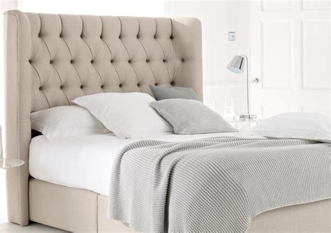 head and a comfortable bed how to make padded headboard knightsbridge upholstered
