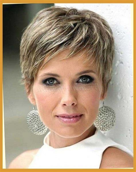 hairstyles for over 50 and fat face image result for from brunette to blonde pixie cut over 50