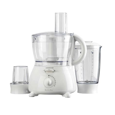 Multi Food Processor Vaganza kenwood multi pro food processor fp691 a with multi mill