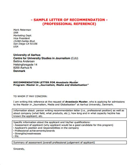 Recommendation Letter Sle Pdf Pdf Letter Of Recommendation 25 Images Sle Character Letter Of Recommendation 10 Documents
