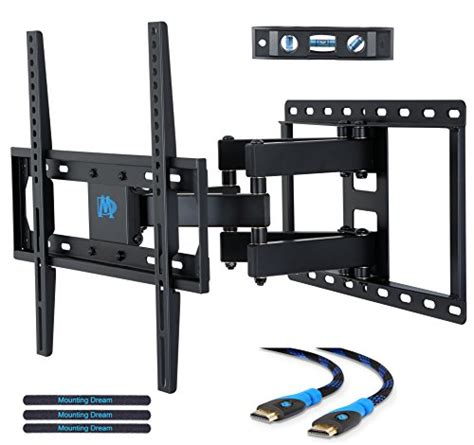 Bracket Tv Ledlcdplasma black altus wall mounted audio console televisionery