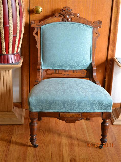 Is My Chair With Wood Casters From The 18th Century My