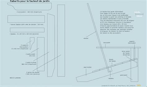 Plan Chaise De Jardin En Palette by Plan Chaise De Jardin En Palette Mulchbrothers