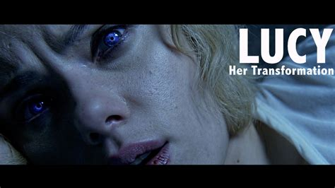 lucy film transformation lucy 2014 lucy s transformation youtube