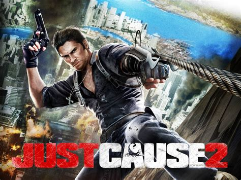 just cause 2 just cause 2 wallpapers hd wallpapers id 7249