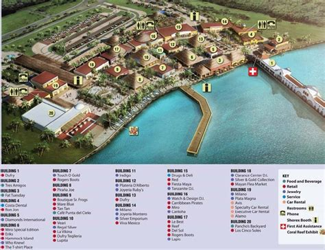 Car Rental Cozumel Port by Cozumel Mexico Cruise Ship Schedule Cruisemapper