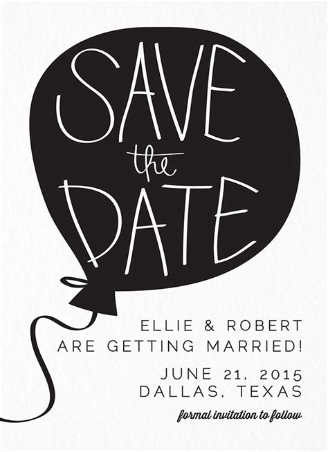 save the date card hand drawn wedding art save the date