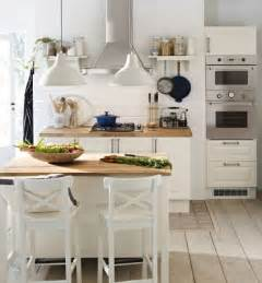 Ikea White Kitchen Island by Ingolf Bar Stools At The Stenstorp Kitchen Island Home