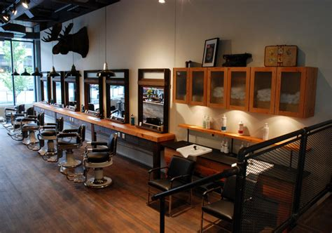 Barber Shop Interior Pictures by Barber Shop Interior On Barber Shop Decor