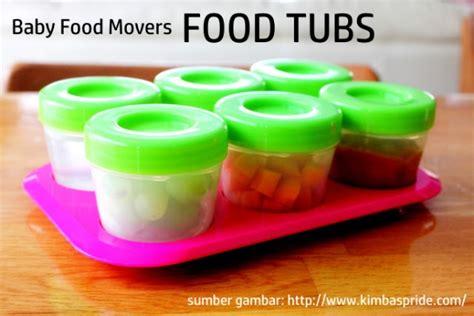 Baby Food Tubs baby food movers food tubs