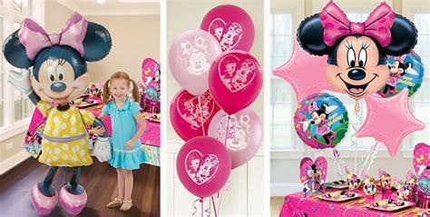 Balon Foil Cake Bulat Pink Hbd minnie mouse balloons city