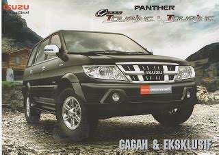 New Pahnter Tutup Mobil Car Cover Variasi Isuzu Tdc harga panther touring grand touring 2012 new cars price and spesification