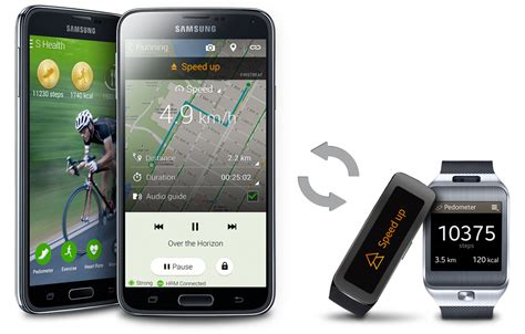 Samsung Health Samsung Galaxy S5 Track Your Fitness Rate With S Health Gear Watches Gizmodo Australia