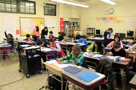 york high school classroom high schools dole out misinformation about admissions