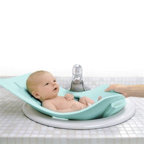 bathing baby in bathtub puj tub soft foldable infant bath tub target