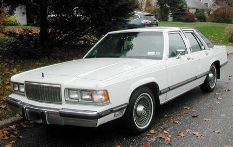 car manuals free online 1990 mercury grand marquis regenerative braking automotive air conditioning repair 1990 mercury grand