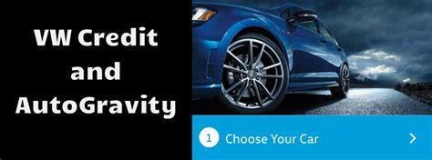 financing  volkswagen credit smartphone app  autogravity