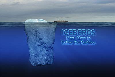 icebergs still threaten ships 100 years after titanic