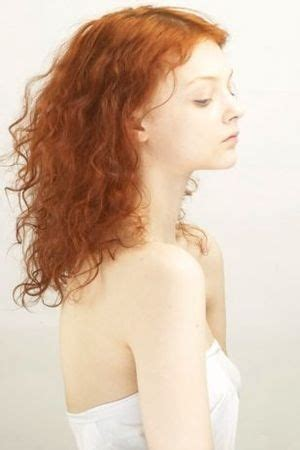 redheaded long hairstyle with semi spiral curls 1000 images about curly red hair on pinterest her hair