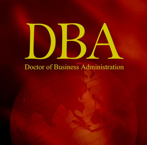 Liberty Mba Requirements by Business Administration Dba Business Administration