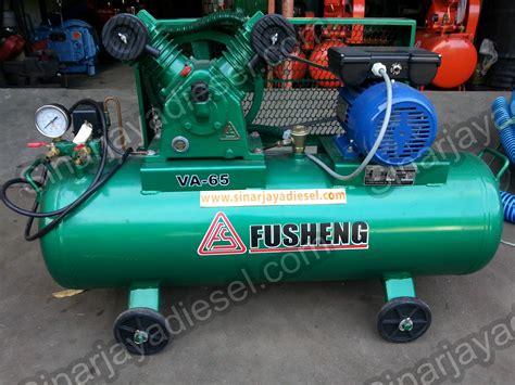 Mesin Kompresor kompresor fusheng 1hp sinar jaya diesel