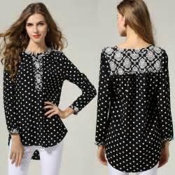 blusas modelo 2016 moda blusas 187 blusas estadas 2016 1