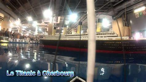 du mammouth au titanic titanic au mondial du mod 233 lisme de paris 2012 youtube