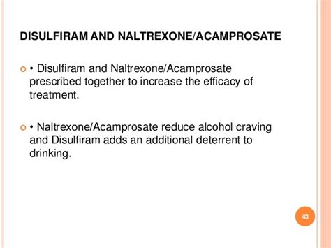Acomposate For Detox by Alcoholism