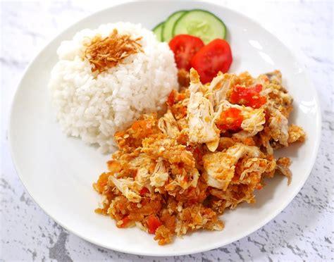 8 Kedai Ayam Geprek di Jakarta yang Pedasnya Mantap