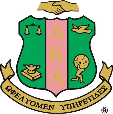 aka sorority colors 1908 alpha kappa alpha sorority inc