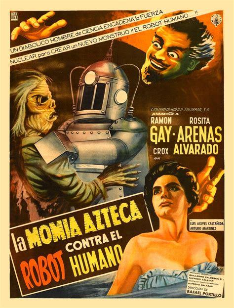 film robot umano 22 best el robot humano 1958 images on pinterest aztec