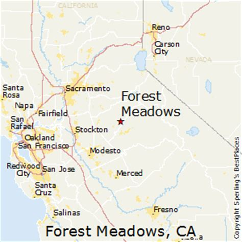 forest city california map best places to live in forest california