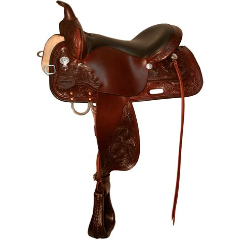 horse saddle 6812 mineral wells trail saddle high horse