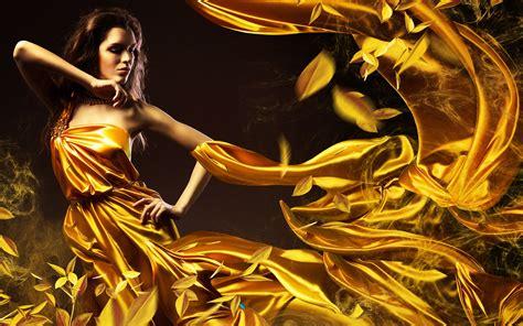 wallpaper gold lady desktop fashion hd wallpapers pixelstalk net