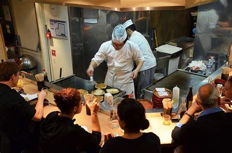 restaurant japonais chef cuisine devant vous 01er restaurant japonais aki tour du monde