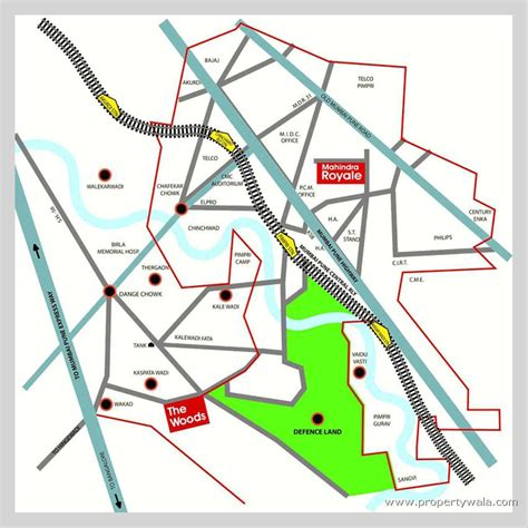 Map Address Lookup Mahindra Royale Pimpri Chinchwad Pune Apartment