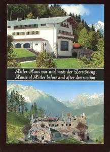 hitlers haus 102707 berchtesgaden obersalzberg haus vor und