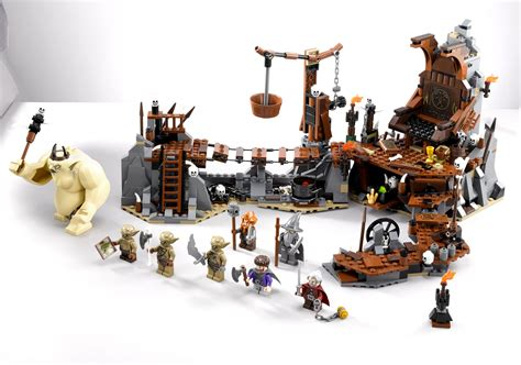 Set Lego lego announces 5 hobbit related lego sets
