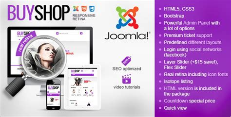 14 best mobile virtuemart themes free website templates