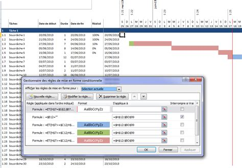comment faire un diagramme de pert sur excel diagramme de gantt sur excel mod 232 le 224 t 233 l 233 charger