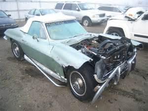 salvage 1960 corvette autos post