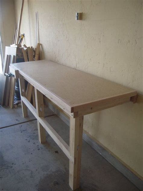 fold down wall bench fold down work bench for my garage work shop things to